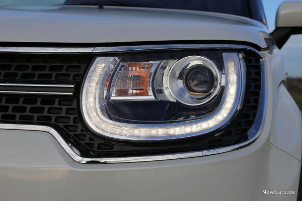 LED-Scheinwerfer Ignis