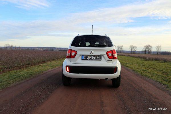 Suzuki Ignis Hybrid Heck
