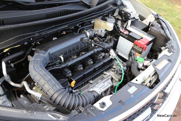 Motorraum Ignis Hybrid