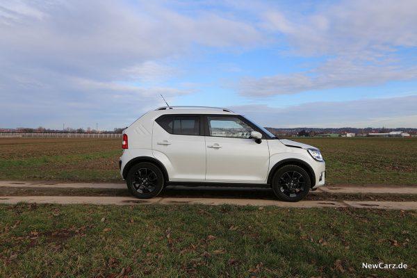 Suzuki Ignis Hybrid Seite