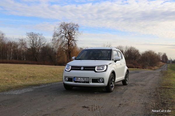 Suzuki Ignis Hybrid offroad