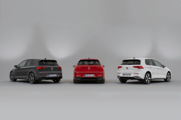 VW Golf GTI, GTD und GTE