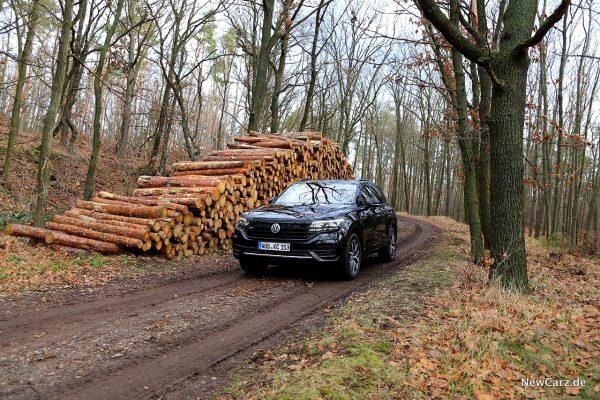 VW Touareg V6 TSI Offroad
