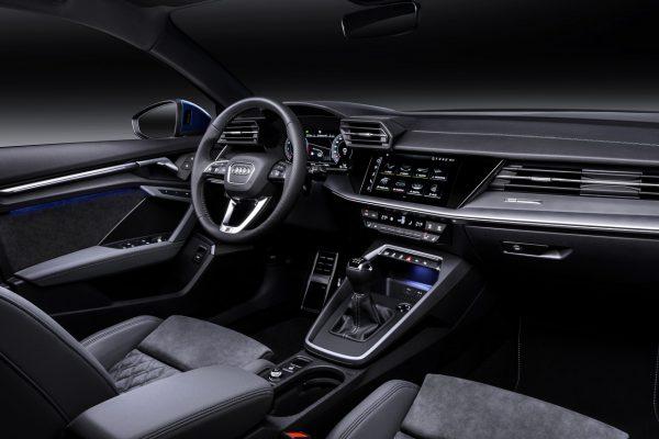 Interieur Audi A3 2020