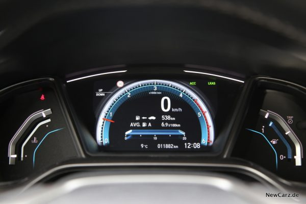 Honda Civic Diesel Verbrauch