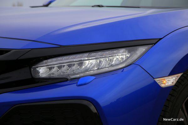 Honda Civic Diesel LED Scheinwerfer