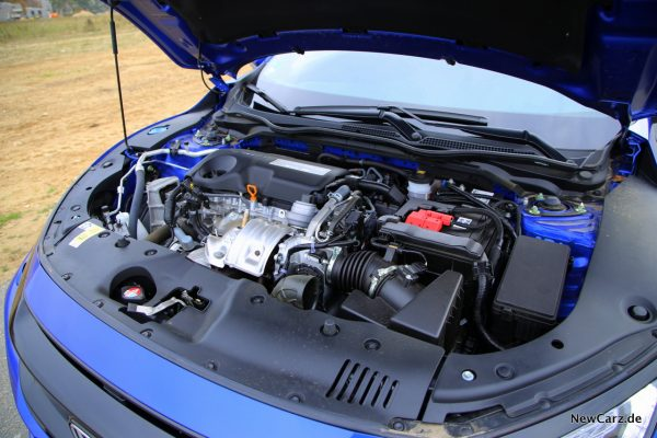 Honda Civic Diesel Motor