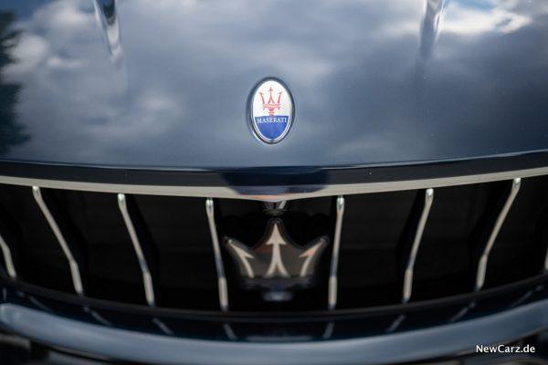 Maserati Levante Diesel Grill
