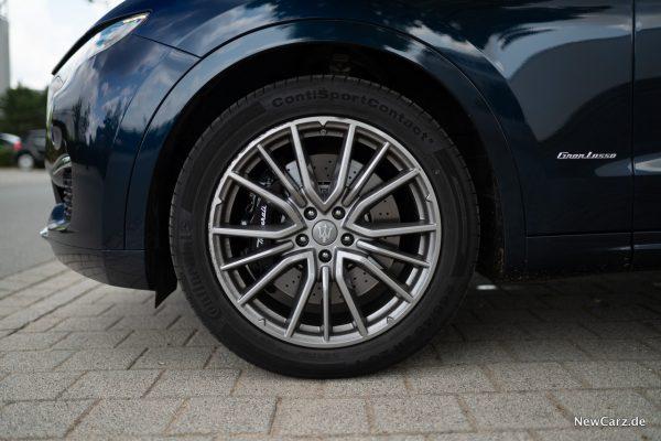 Maserati Levante Diesel Bremsen