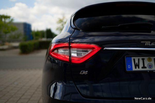 Maserati Levante Diesel Allradantrieb Q4