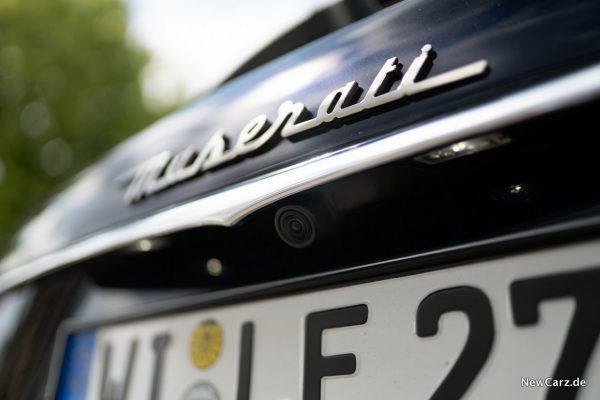 Maserati Levante Diesel Rückfahrkamera