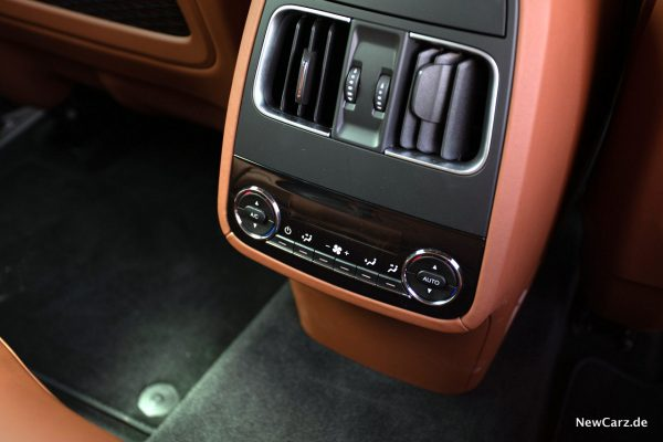 Maserati Levante Diesel Vierzonen Klimaautomatik