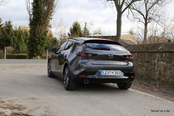 Mazda 3 MK4