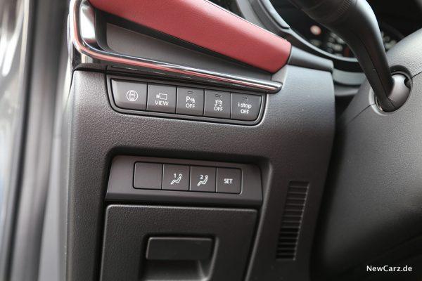 Sitzmemory Mazda3