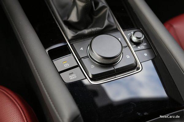 Drehknopf Mazda