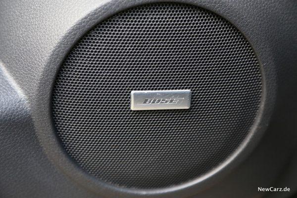 Bose im Nissan
