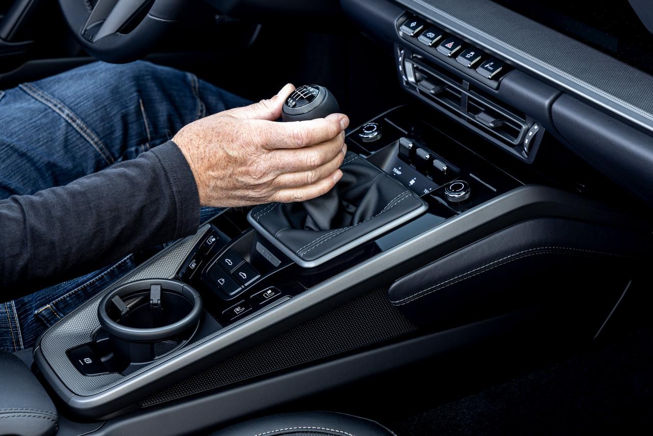 Porsche Carrera S Handschaltung