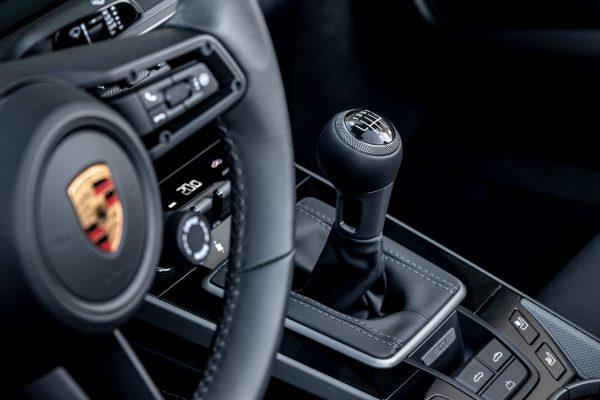 Porsche Carrera S Schaltgetriebe