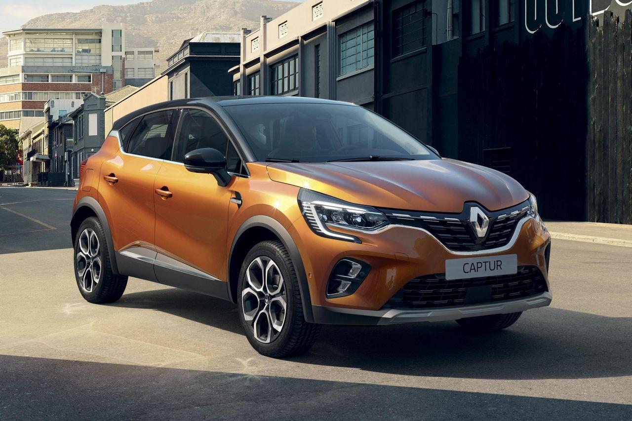 Renault Captur TCe 100 LPG