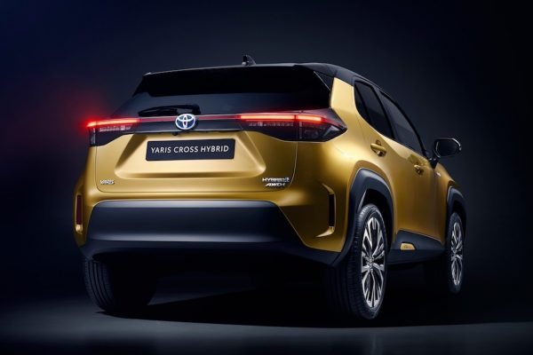 Toyota Yaris Cross Heck