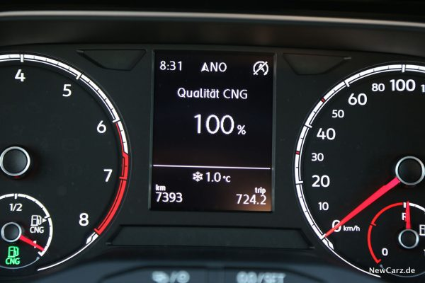CNG Qualität