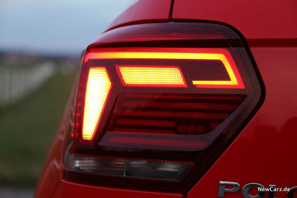 LED-Rückleuchte Polo 6