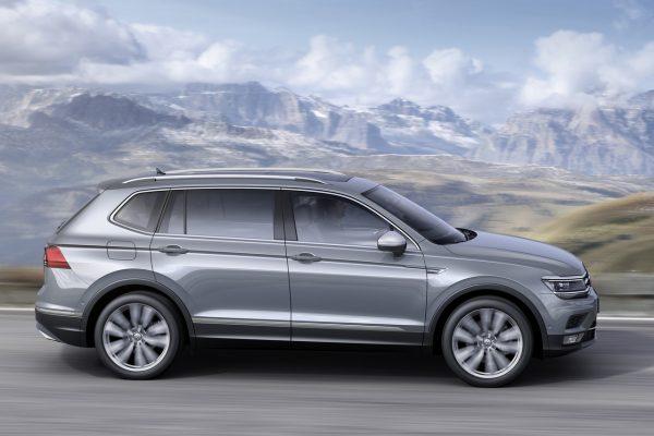 Volkswagen Modelle - Tiguan Allspace
