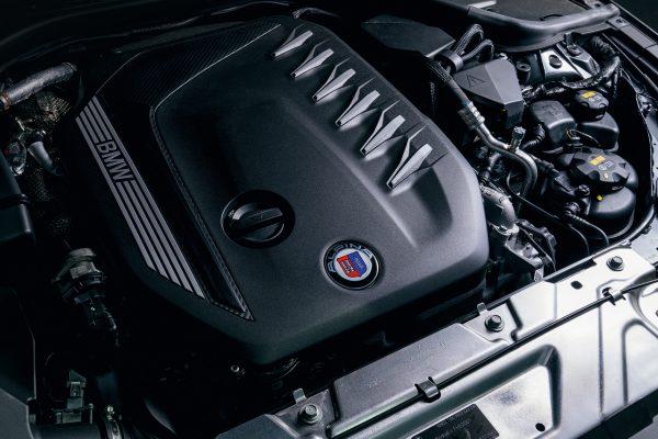 Alpina D3 S Motor