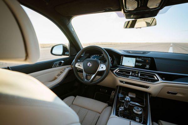 BMW Alpina XB7 Innenraum