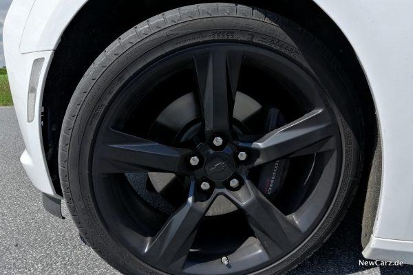 Chevrolet Camaro Cabrio V8 Bremsen