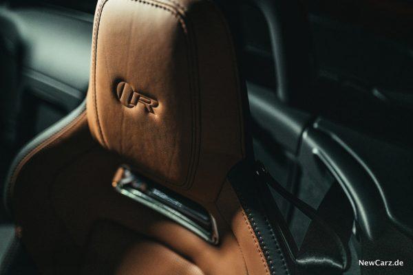 Jaguar F-Type R Sitze
