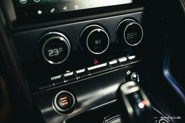 F-Type Klimaautomatik