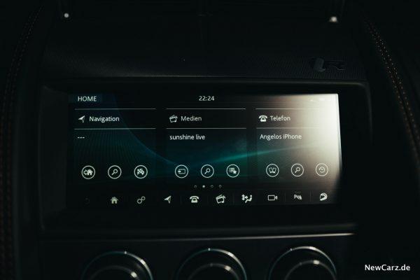 Jaguar Touch Pro