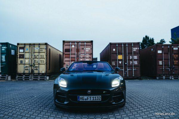 Jaguar F-Type LED-Scheinwerfer