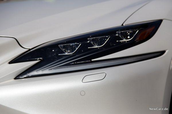 Lexus LS 500 LED-Scheinwerfer