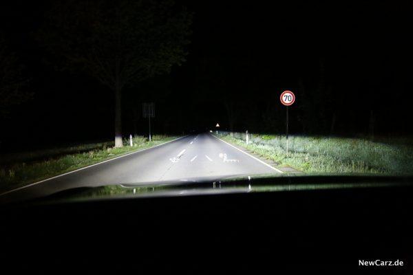 Lexus LS 500 Abblendlicht