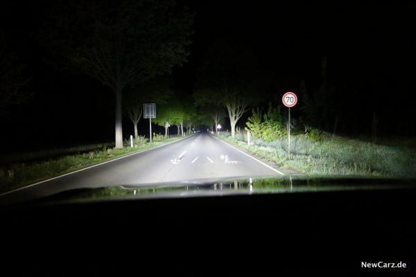 Lexus LS 500 Fernlicht