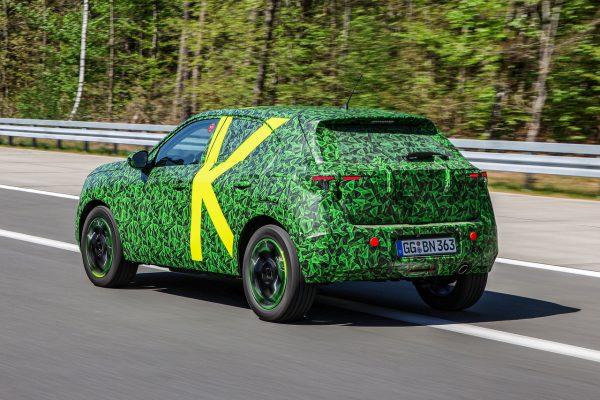 Opel Mokka II Erlkönig