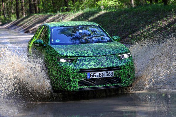 Opel Mokka II Wasserdurchfahrt