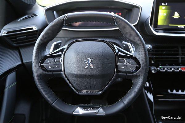 Lenkrad Peugeot