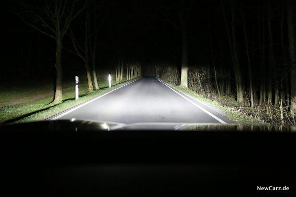 Fernlicht Korando