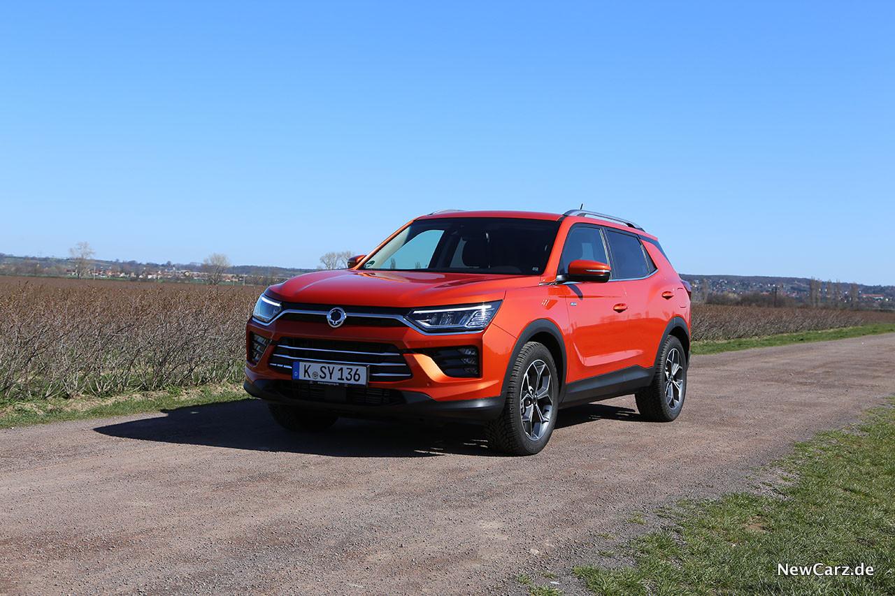 SsangYong Korando 4WD