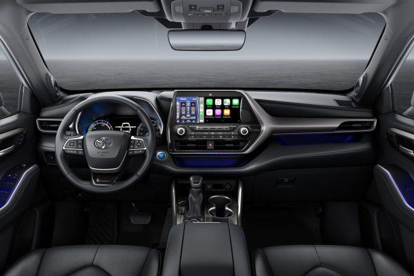 Interieur Toyota Highlander