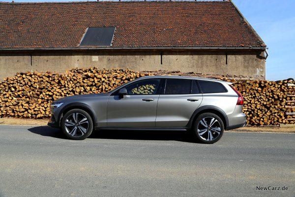 Volvo V60 Cross Country Seitenansicht
