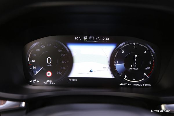 Digital Cockpit Volvo