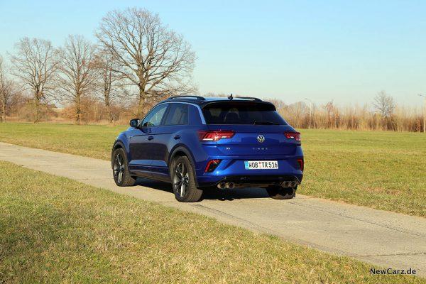 Volkswagen T-Roc R 4Motion