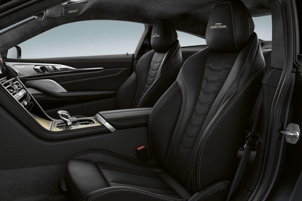 BMW 8er Golden Thunder Sitze