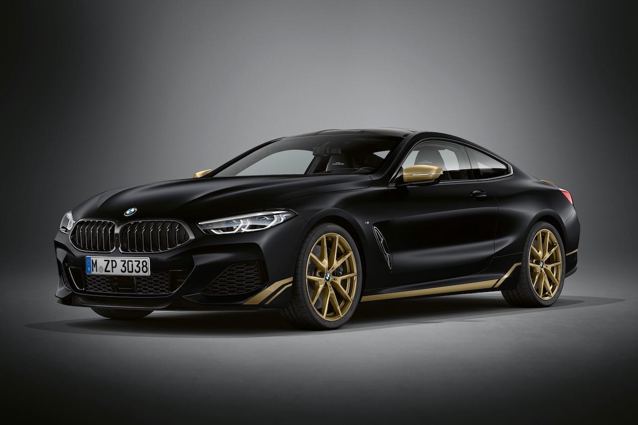 BMW 8er Golden Thunder