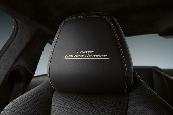 BMW 8er Golden Thunder Kopfstützen