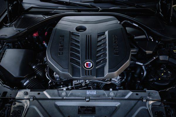 Motor Alpina B3